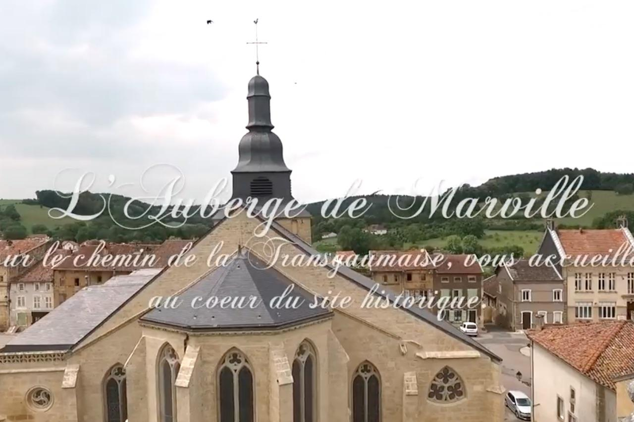 L'Auberge de Marville - De video